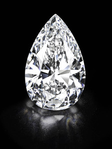 World's largest flawless diamond