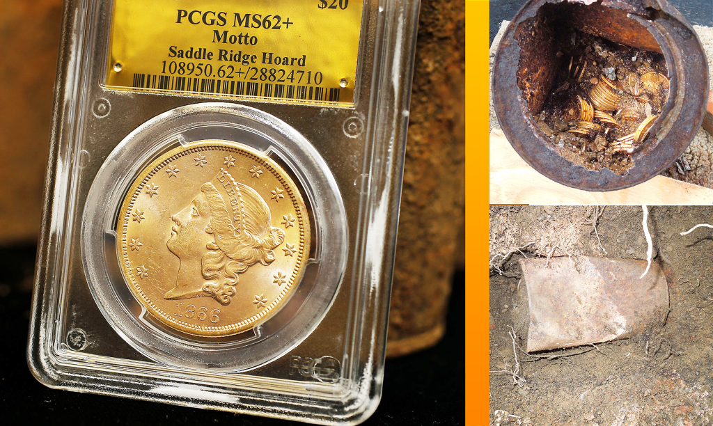 California Gold Coins Found In Backyard couple finds $10 million in rare coins