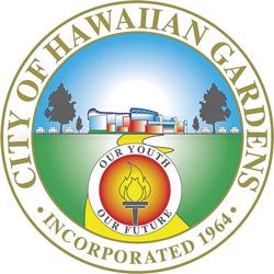 Hawaiian Gardens City Seal
