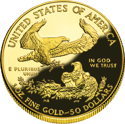 Gold Eagle Price