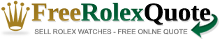 Rolex Watch Quote Logo